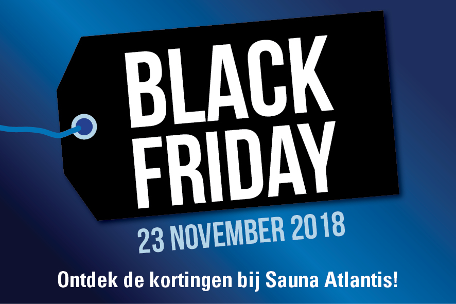 Black Friday Deal - 50% korting!