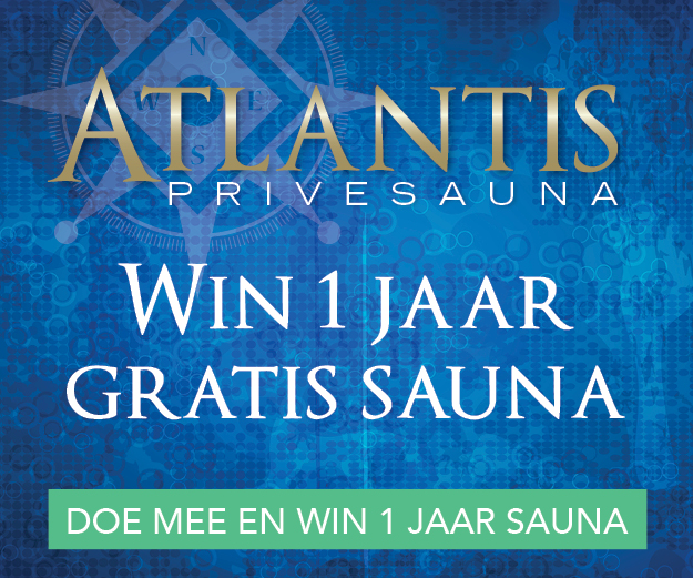 Win 1 jaar GRATIS sauna