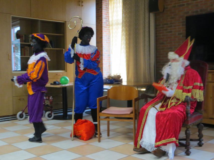 Sint & Zwarte Piet