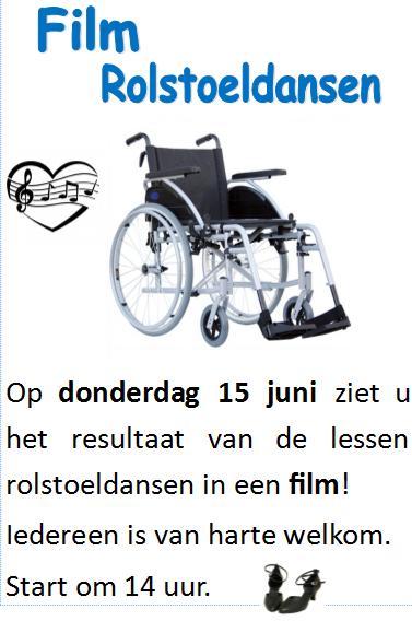 Film rolstoeldansen