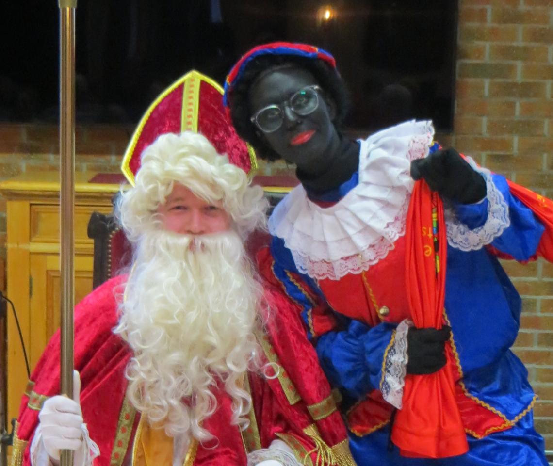 Dag Sinterklaasje