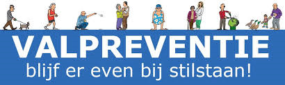 Week van de valpreventie 22-28 april