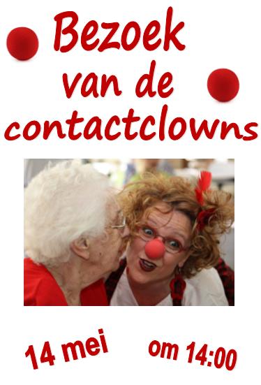 Contactclowns 14 mei