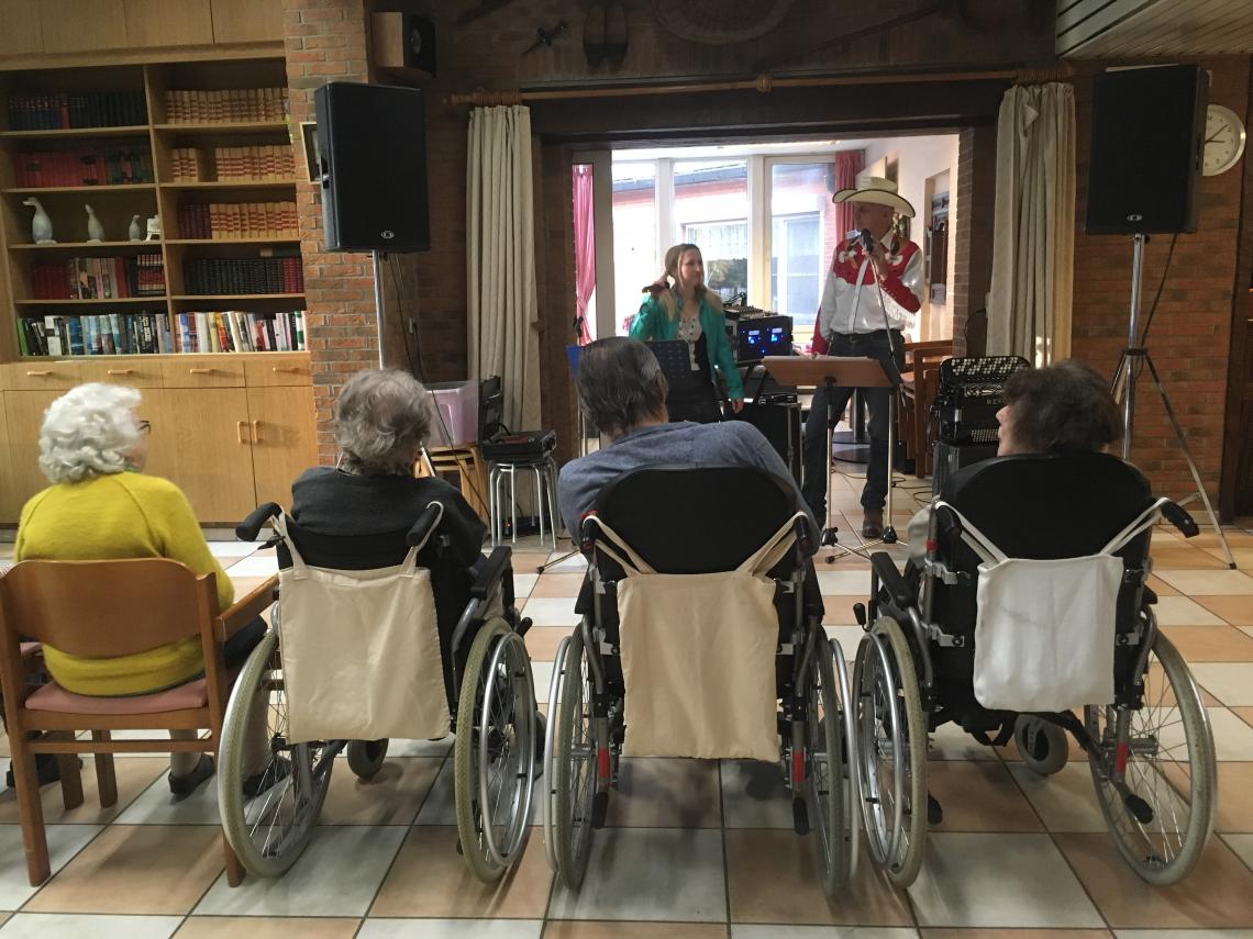 Verslag Week van de Senioren