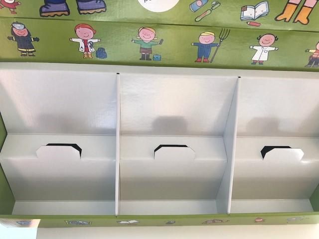 Display voor boeken