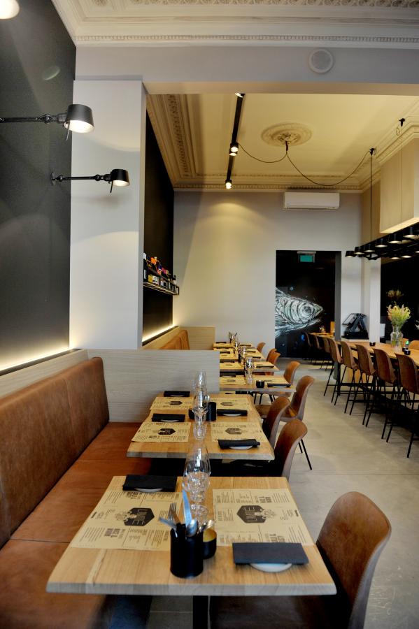 Bistronomie de no nonsense gids voor restaurants for Interieur 2000 harelbeke openingsuren