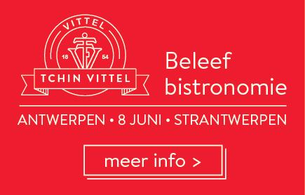 VITTEL TCHIN - ANTWERPEN