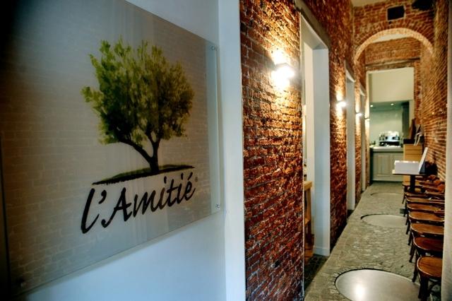 L'AMITIE wordt....een verrassend nieuw concept vanaf midden september 2016
