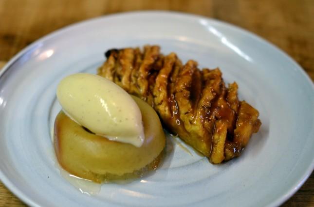 Bistronomie-gerecht in de kijker: ananas van 't spit (Brasa)