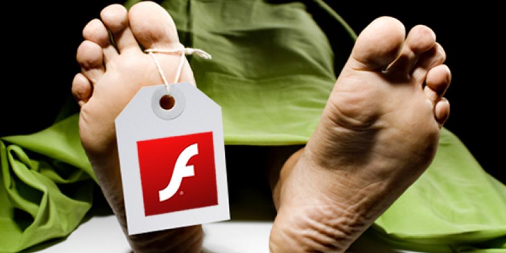 Cubro blog: Google klaar om Flash te verbannen van het internet?