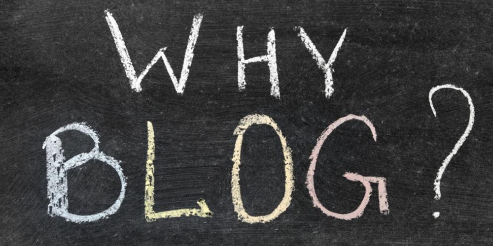 Waarom je als ondernemer niet zonder blog kan?