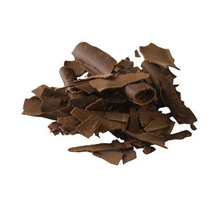 Chocoladeschavelingen Puur