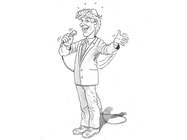 Harry van Hest - Presenter – Master Of Ceremonies