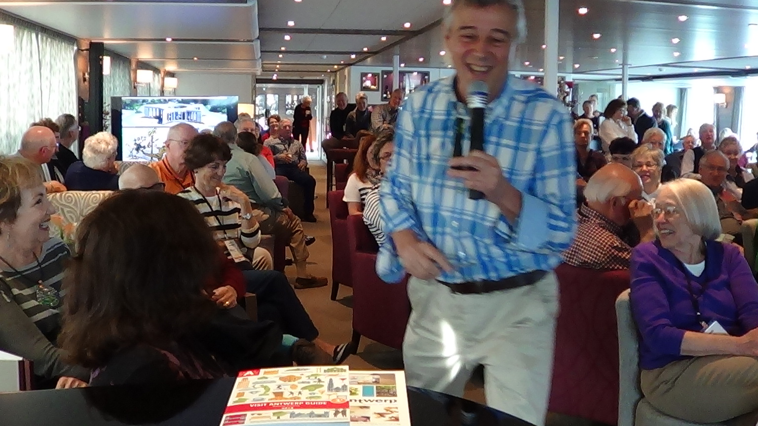 Harry van Hest - video: 'Contemporary Belgium' - Belgium for foreigners
