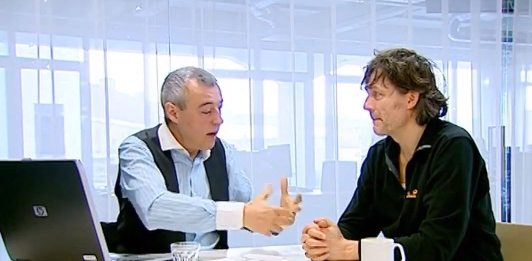 Harry van Hest - video: Influential Communication