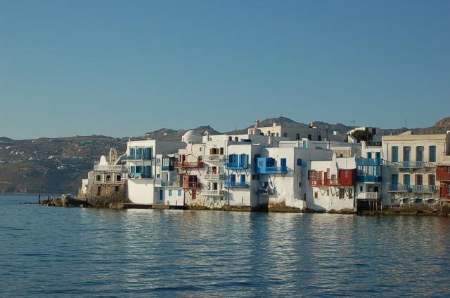 Little Venice of Mykonos