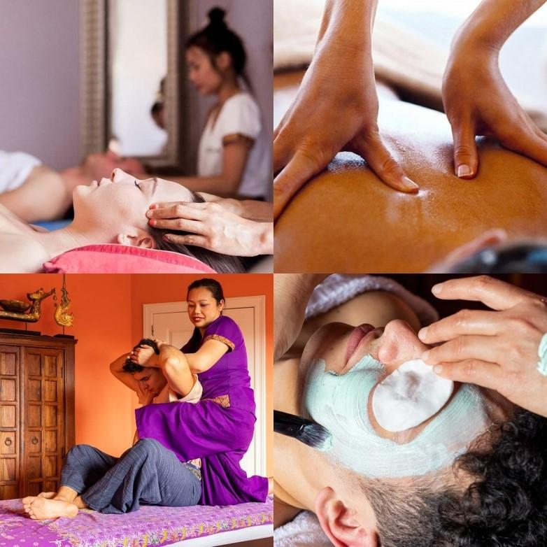 Massage pakketten, een absolute top ervaring op maat !