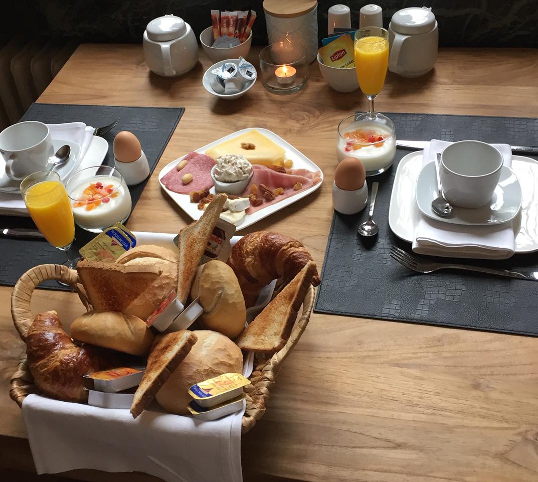 Promo Novembre 2019 - Petit déjeuner GRATUIT