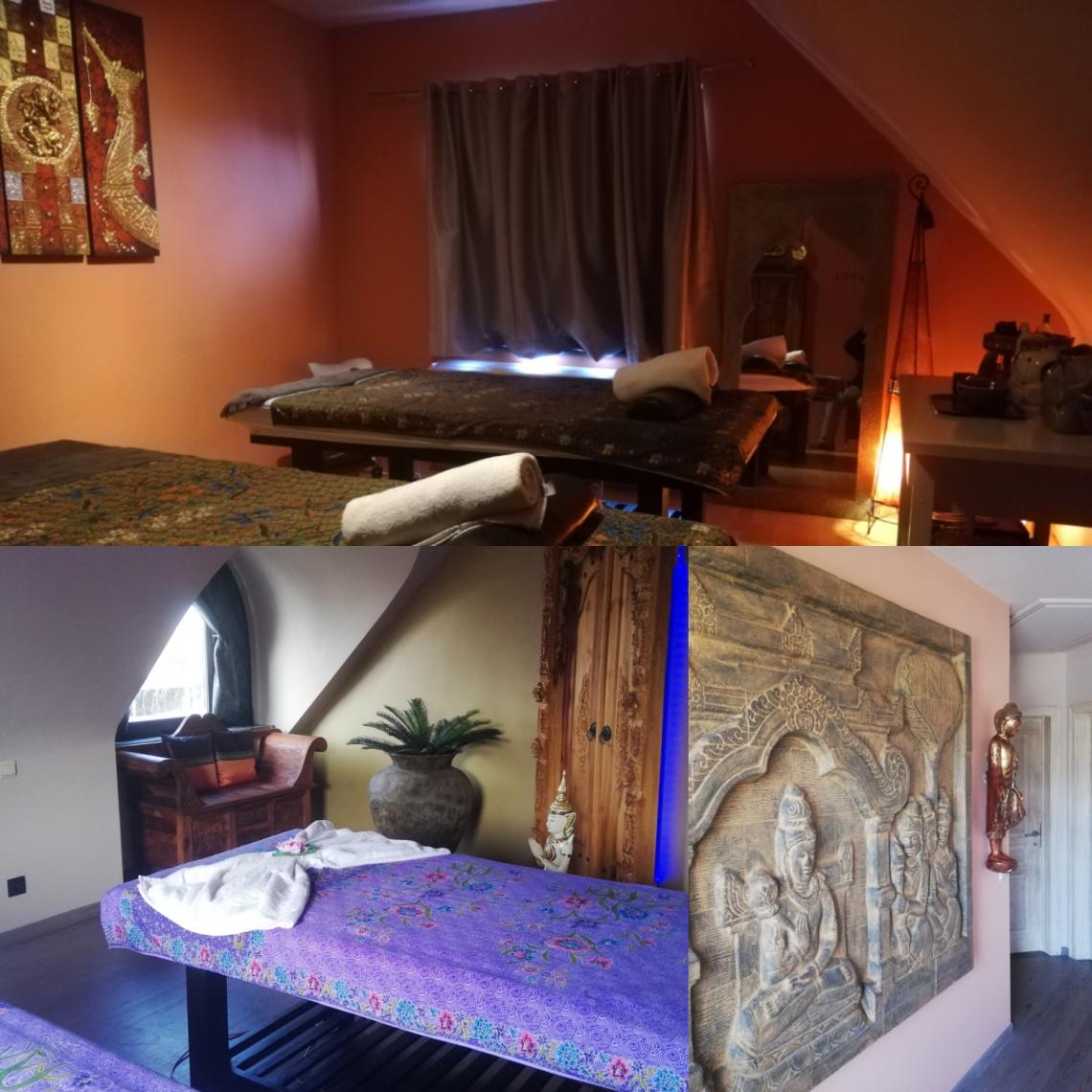 Ontdek onze nieuwe massage kamers Ayurveda en Theravada