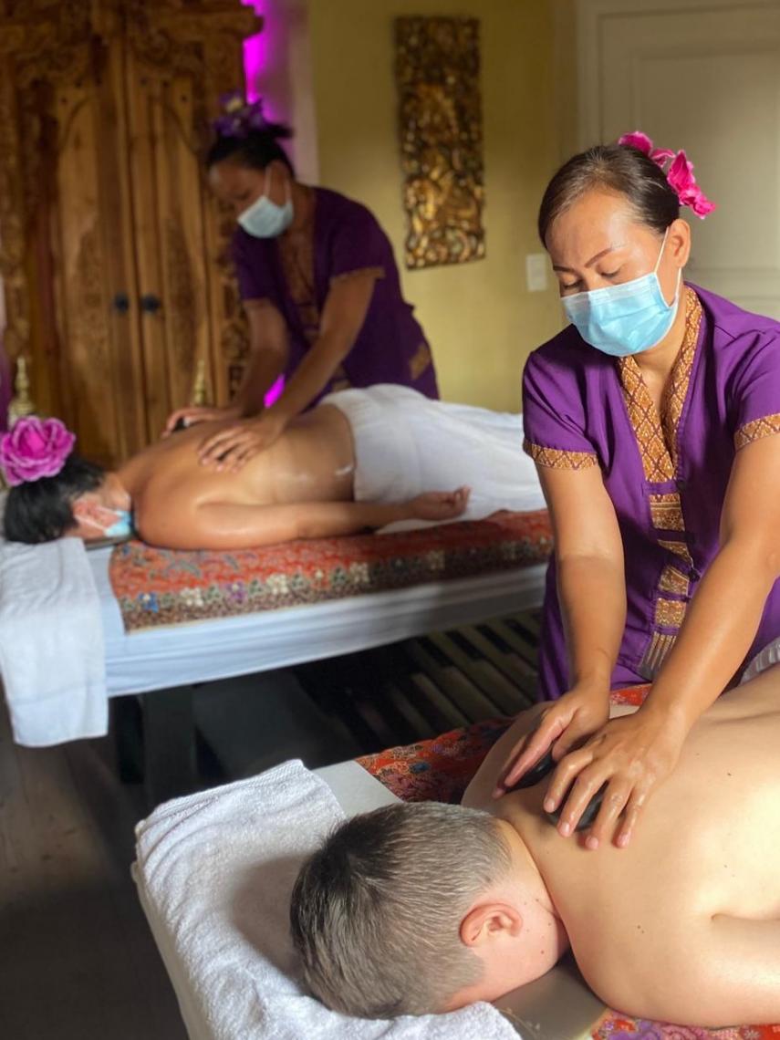 Duo massage volwassene + kind 3-13 jaar