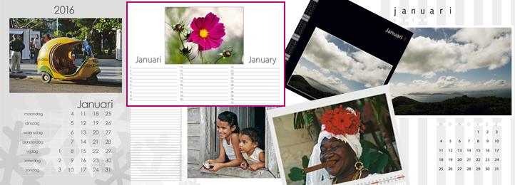 Kalenders 2016
