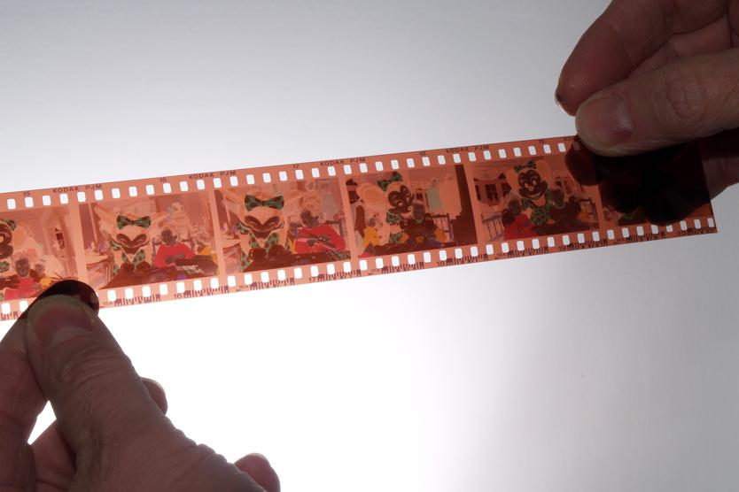 In de ban van de magie van analoge fotografie!