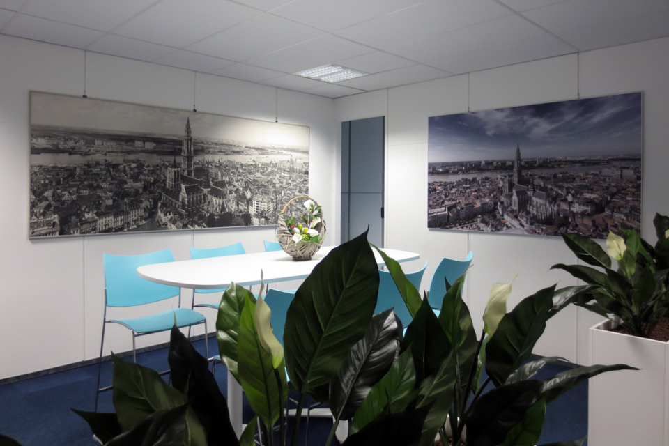 Panorama foto bij Benelux Businesscenter