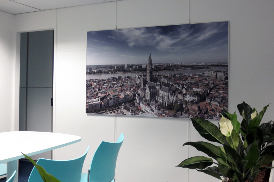 Panorama foto bij Benelux Businesscenter