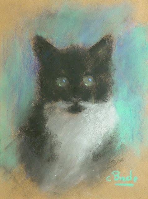 Stan Baele (kunstschilder) - Blacky