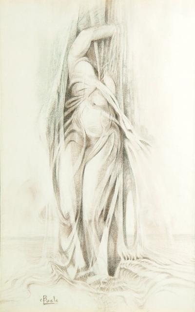 Stan Baele (kunstschilder) - Kariatide