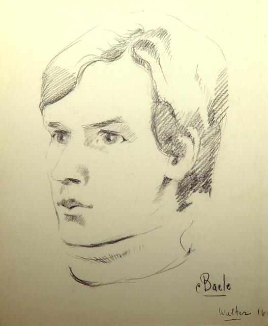 Stan Baele (kunstschilder) - Walter 1964