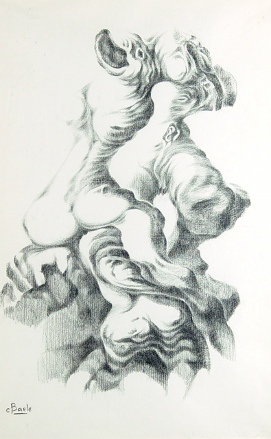 Stan Baele (kunstschilder) - Groeienigme II