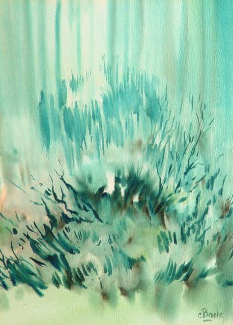 Stan Baele (kunstschilder) - Fret Mysterieuse