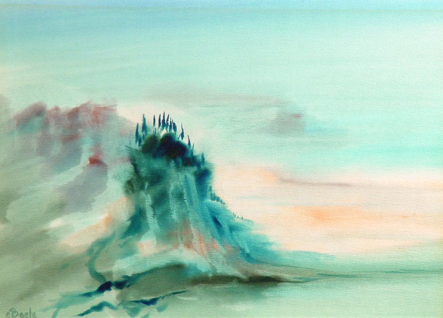 Stan Baele (kunstschilder) - Veules-les-Roses