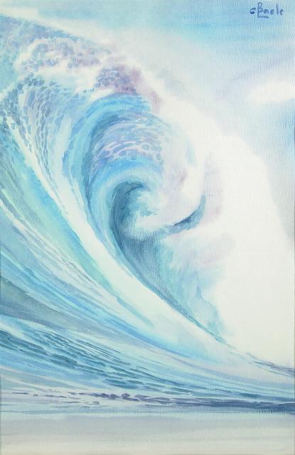 Stan Baele (kunstschilder) - Grote Golf