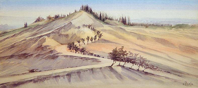 Stan Baele (kunstschilder) - Assisi