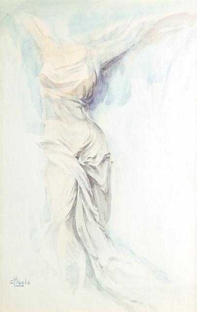 Stan Baele (kunstschilder) - Nike