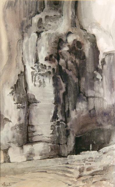 Stan Baele (kunstschilder) - Op Weg naar Hades