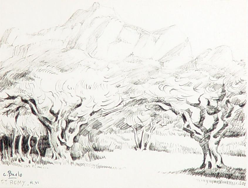 St-Remy en Provence