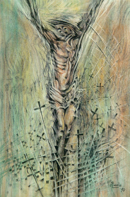 Stan Baele (kunstschilder) - 'Waarom?'