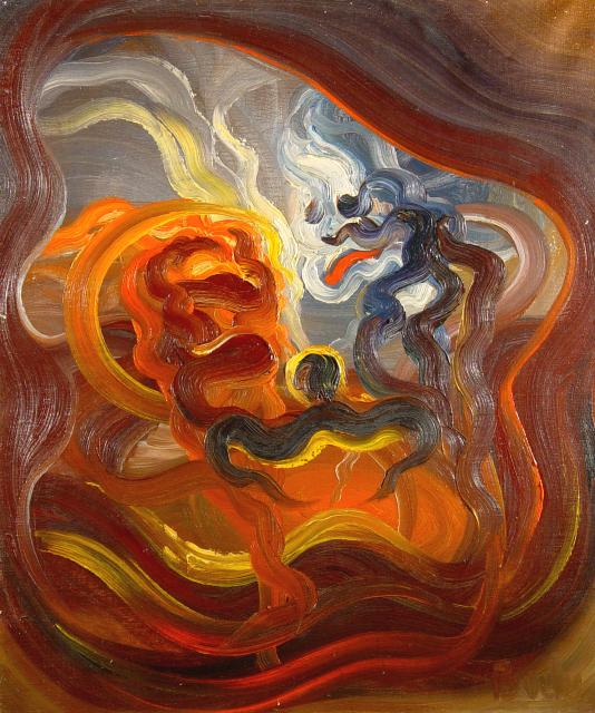 Stan Baele (kunstschilder) - Chaos
