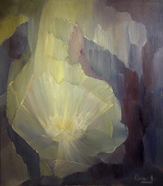 Stan Baele (kunstschilder) - Kristalisatie