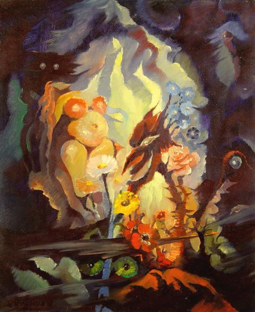 Stan Baele (kunstschilder) - Metamorfose