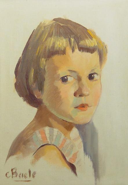 Stan Baele (kunstschilder) - Astrid