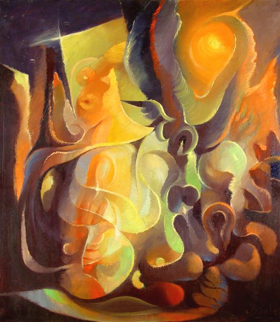 Stan Baele (kunstschilder) - Verdringingen