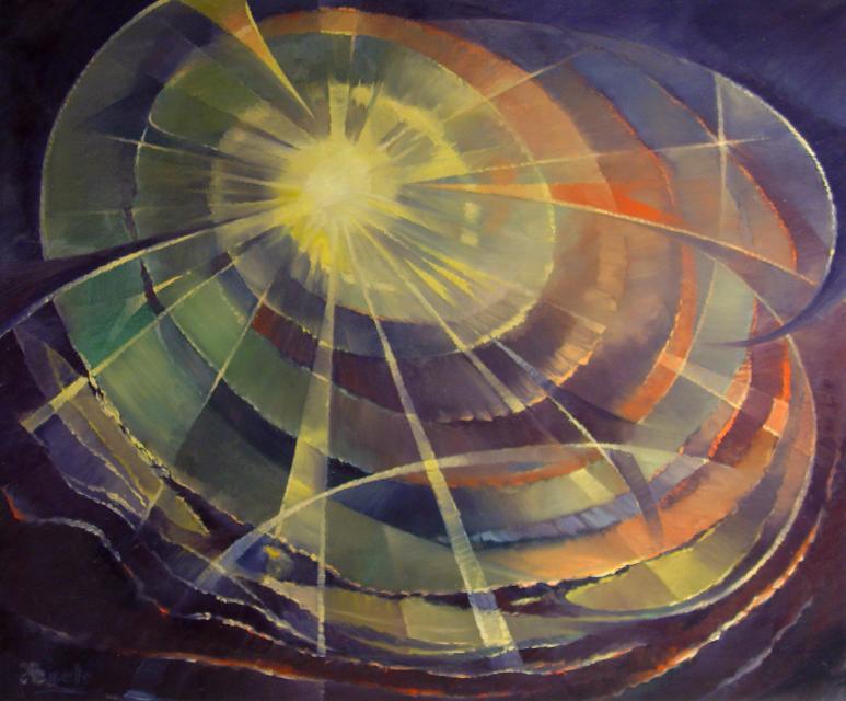 Stan Baele (kunstschilder) - Zonnekracht