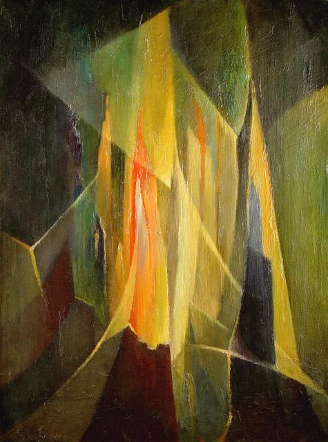 Stan Baele (kunstschilder) - Fuga