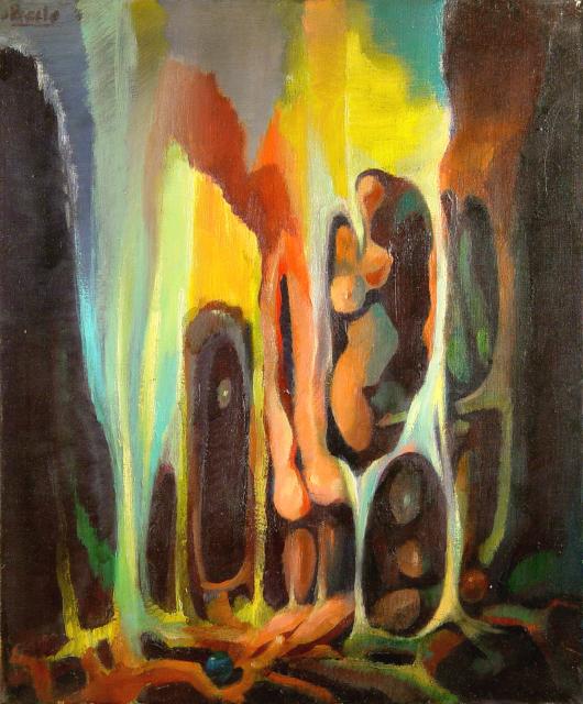 Stan Baele (kunstschilder) - Freudiaans