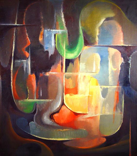 Stan Baele (kunstschilder) - Vorming