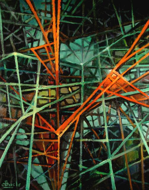 Stan Baele (kunstschilder) - Contructiewaanzin
